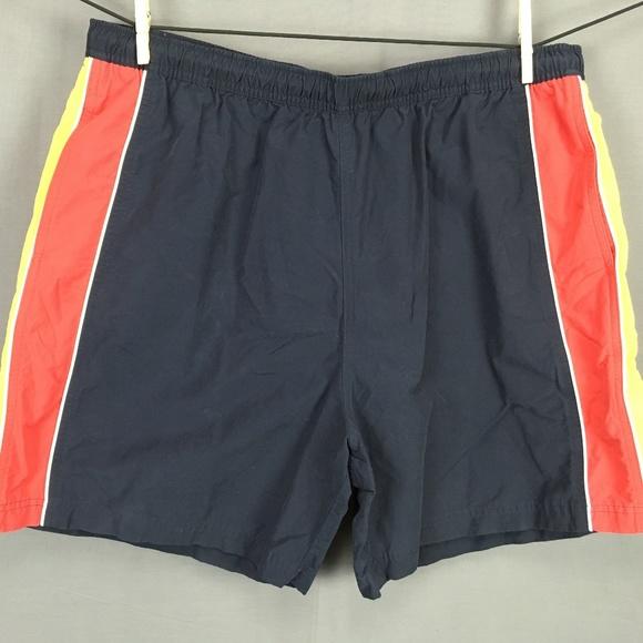 fefdcd19c6 Jantzen Swim | Trunks Size Xxl Yellow Blue Red Mens | Poshmark